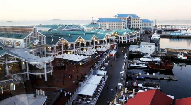 Victoria & Alfred Waterfront Cidade do Cabo - 8