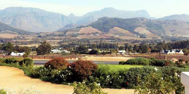 Vinícolas da África do Sul - Franschhoek - 6