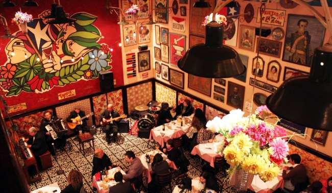 Onde comer em Santiago - Luguria