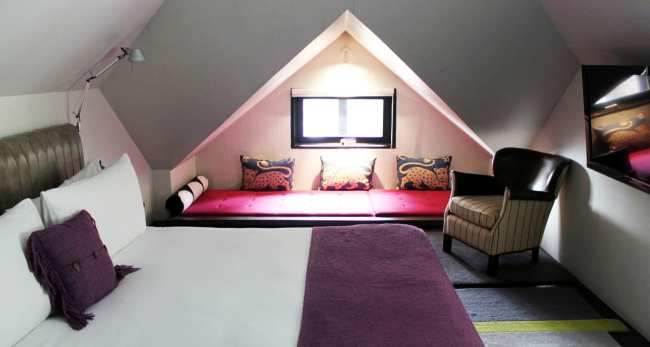 Onde ficar em Santiago - hotel the albrey 1
