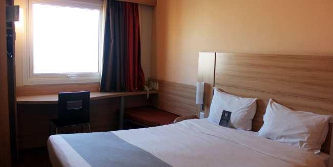 Onde ficar em Santiago - hotel Ibis providencia