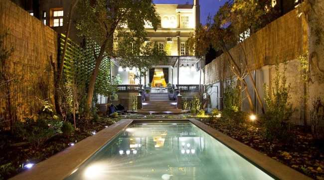 Onde ficar em Santiago - Hotel Lastarria 2