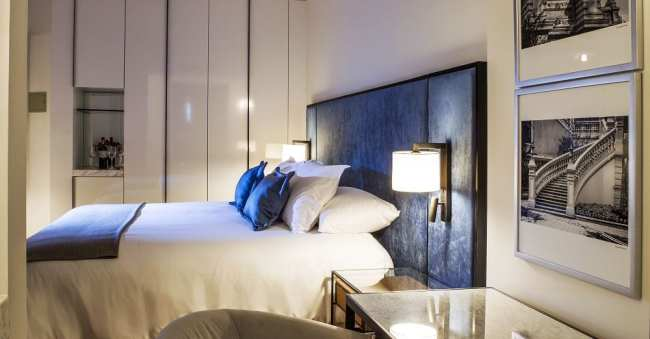 Onde ficar em Santiago - Luciano K hotel 1