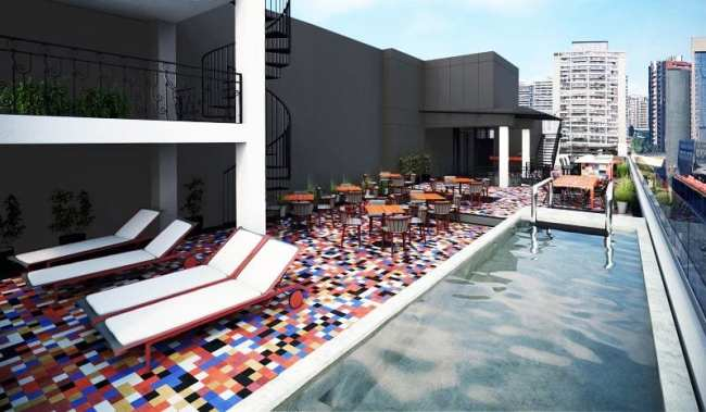 Onde ficar em Santiago - Luciano K hotel 2