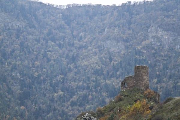 Akhaltsikhe forte abandonado
