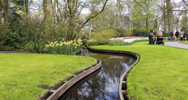 Como ir ao Keukenhof na holanda - jardim de tulipas perto de Amsterdã - 26