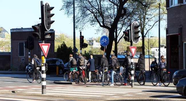 Transporte em Amsterdam - 12