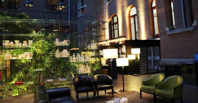 Hotéis em Amsterdam - Conservatorium Hotel - 26