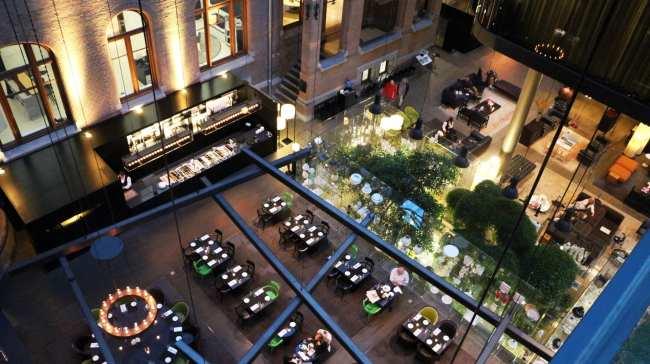 Hotéis em Amsterdam - Conservatorium Hotel - 27