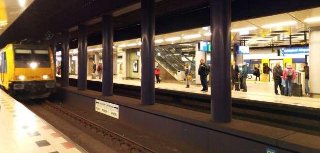 Trem na Europa - Holanda - 04