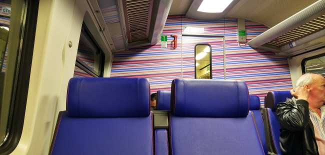 Trem na Europa - Holanda - 05