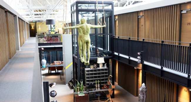 Hotéis em Amsterdam: onde ficar - 09 De Hallen