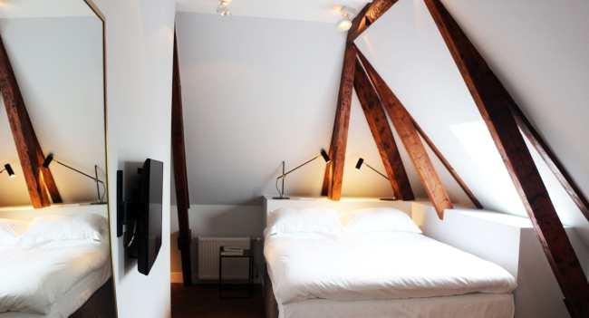 Hotéis em Amsterdam: onde ficar - 19 Morgan and Mees