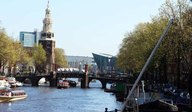 Hotéis em Amsterdam: onde ficar - 28 Rembrandtplein