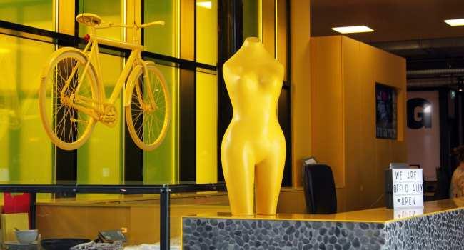 Hotéis em Amsterdam: onde ficar - 33 Student Hotel