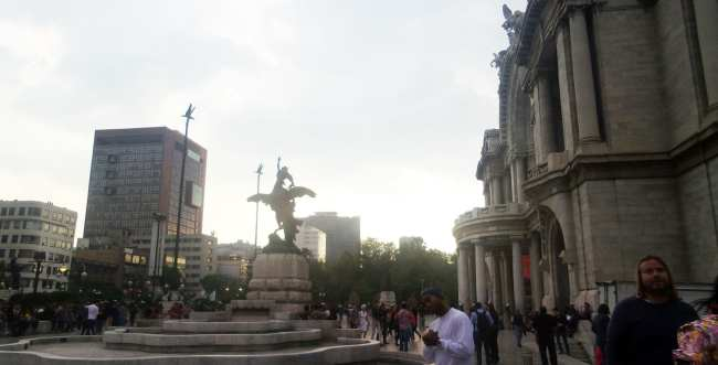 Roteiro pelo México da Giovanna - 18