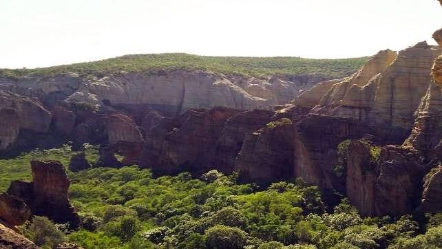 Serra da Capivara no Piauí - 25
