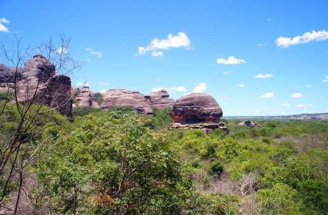 Serra da Capivara no Piauí - 40