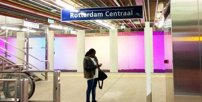 Internet 3G na Holanda - 05