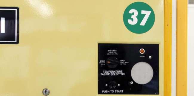 Como lavar roupa na Europa: lavandera - 13