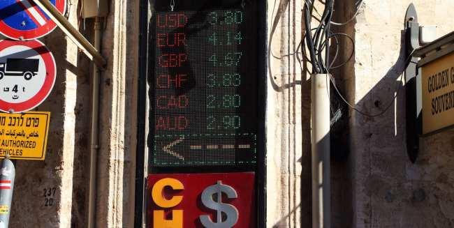 Qual moeda levar para Israel - 07