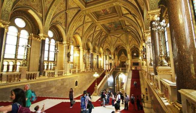 Como visitar o Parlamento Húngaro em Budapeste - 14