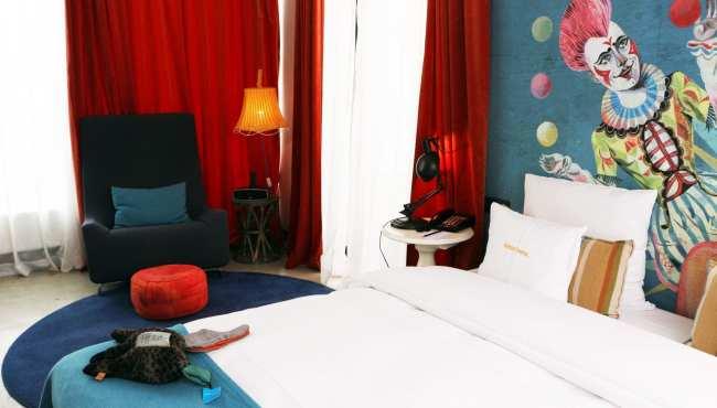 Hotel 25hours MuseumsQuartier Viena - 04