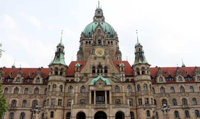 Roteiro por Hannover, Alemanha - 13