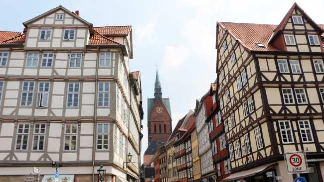 Roteiro por Hannover, Alemanha - 32