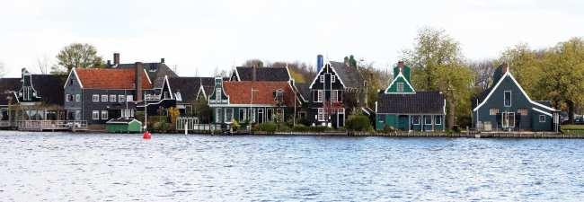 Bate e volta de Amsterdam: Zaanse Schans - 01