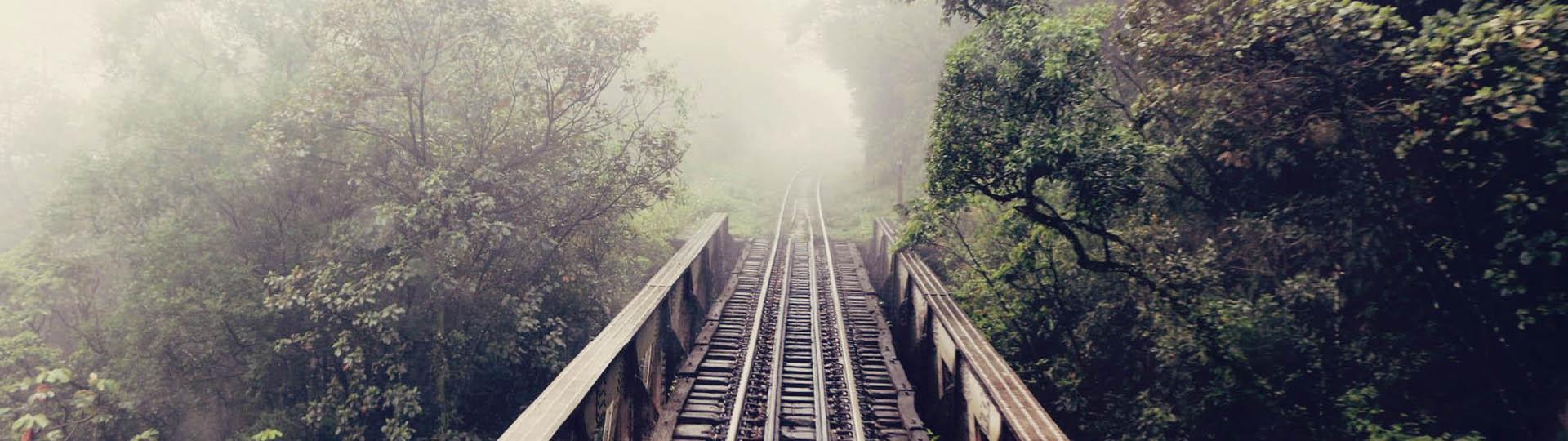 Novo Sundaycooks - estrada de ferro no Paraná