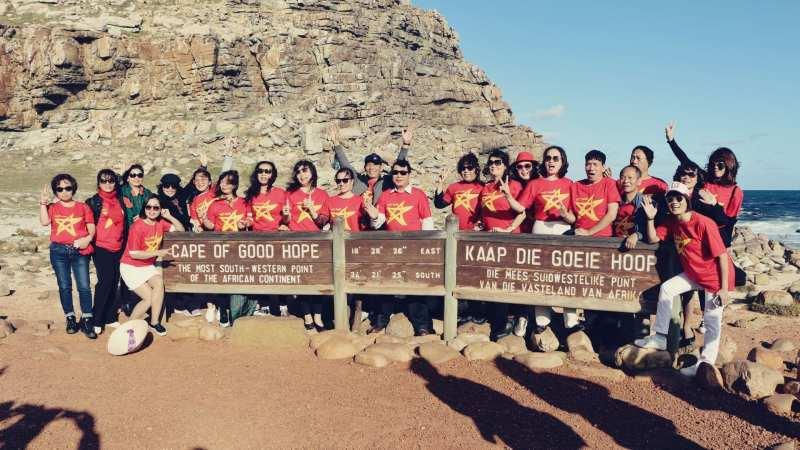 Cidade do Cabo - passeio pelo Cabo da Boa Esperança - 11