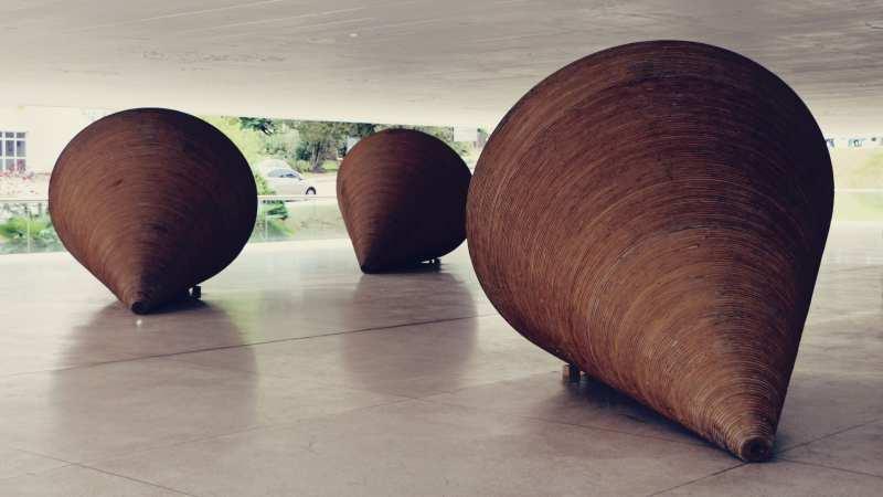 Curitiba - Museu Oscar Niemeyer - 01