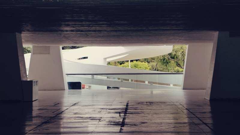 Curitiba - Museu Oscar Niemeyer - 03