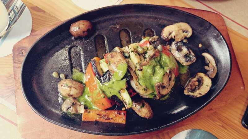Comida vegetariana e vegana em Cusco, Peru - 01