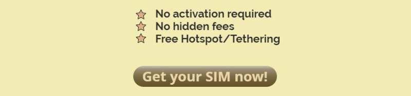 Onde comprar chip de internet 3G/4G em Israel - 11