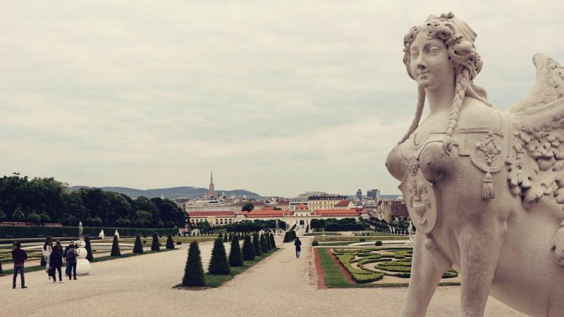 Palácio Belvedere em Viena - O Beijo de Klimt - 06