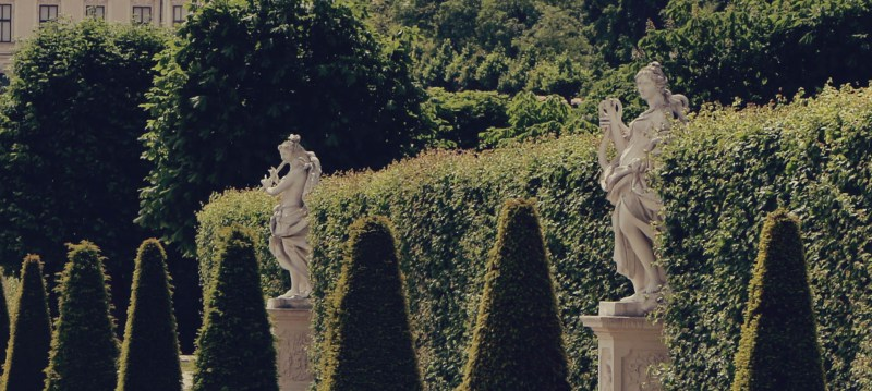Palácio Belvedere em Viena - O Beijo de Klimt - 09