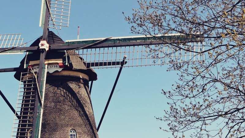 Como chegar em Kinderdijk - os primeiros moinhos da Holanda - 10