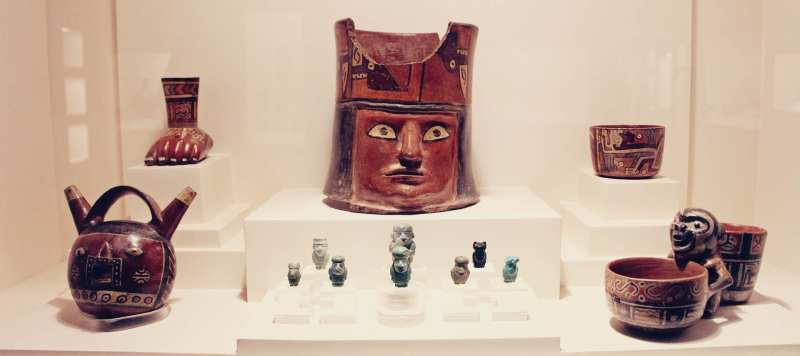 Museu Larco de Lima, Peru - 04