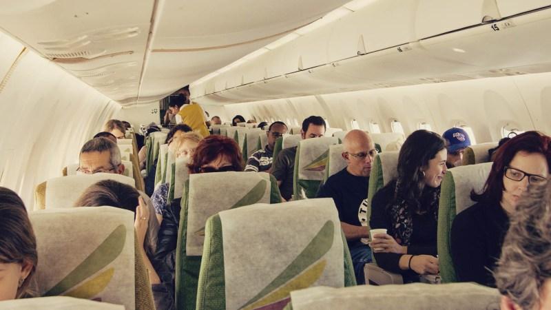 Como é voar de Ethiopian Airlines - 02