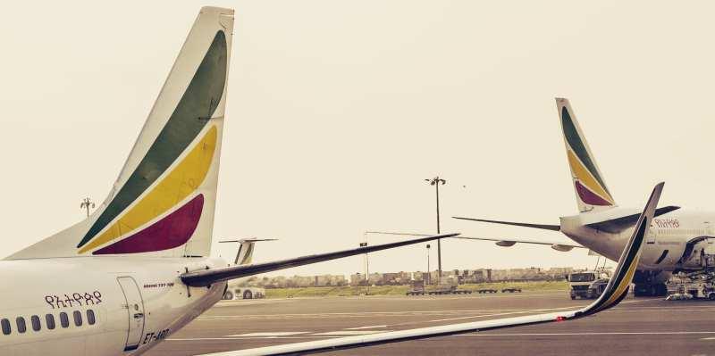 Como é voar de Ethiopian Airlines - 05