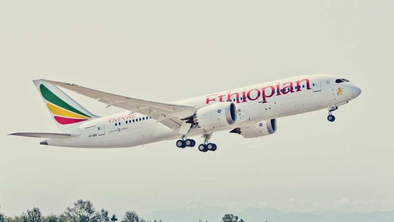 Como é voar de Ethiopian Airlines - 13