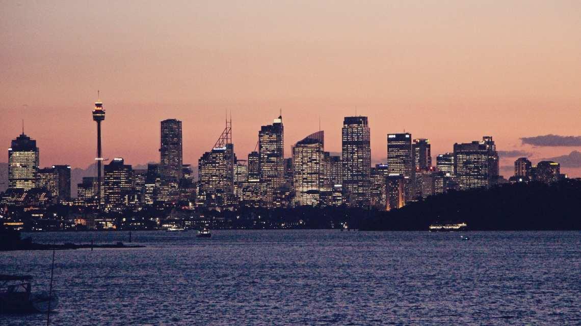 Réveillon, ano novo e fogos de artifício Sydney, Austrália - 03