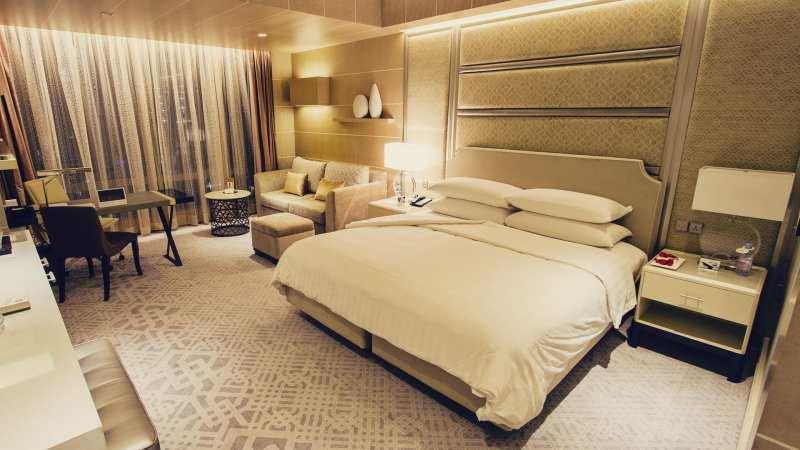 Filipinas, hotel Shangri-la em Manila