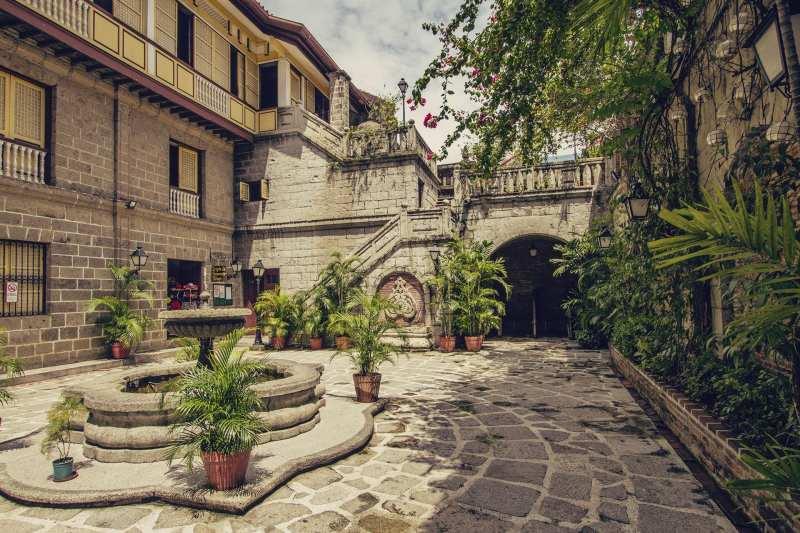Casa Manila, em Manila, Filipinas