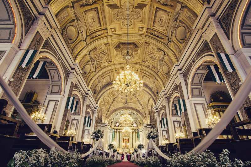 Filipinas, igreja de Santo Agostinho
