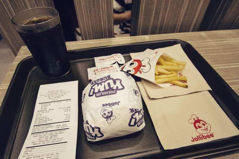 Fast-food Jolibee, Manila