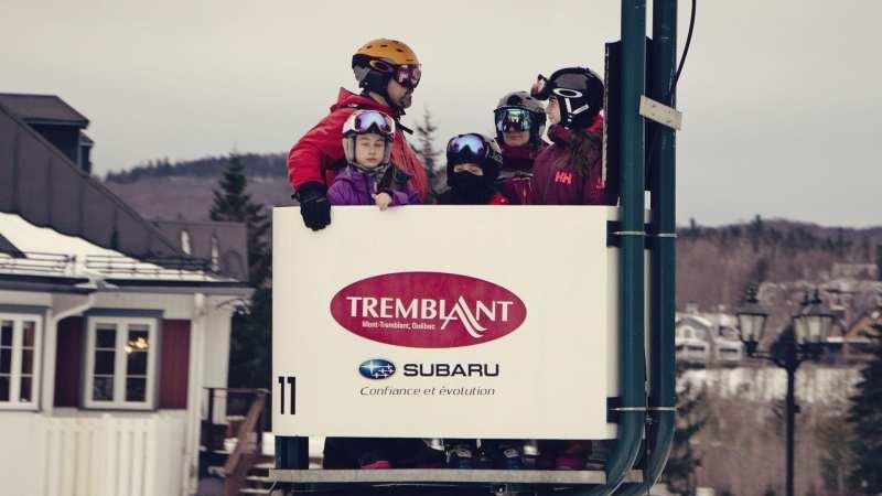 Mont Tremblant: uma estação de esqui no Canadá - 04