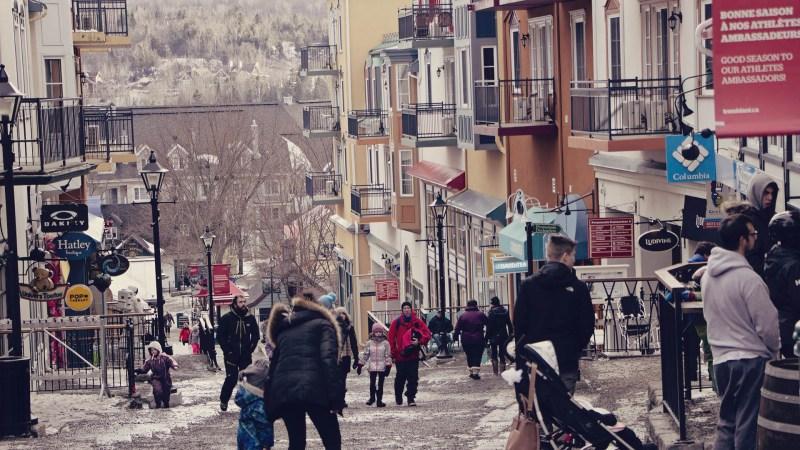 Mont Tremblant: uma estação de esqui no Canadá - 10